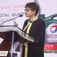 TOTAL QUARTZ 3500 SUPER engine oil launched in Bangladesh