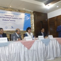Diabetes treatment guideline and diabetes journey app launched in Bangladesh