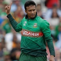 Shakib al Hasan is delighted with Wisden's recognition