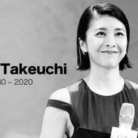 Actress Yuko Takeuchi found dead at her Tokyo home