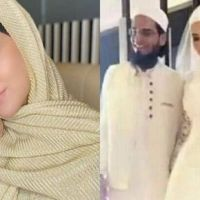 Sana Khan marries Mufti Anas after quitting showbiz