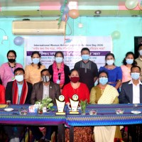 International Women's Human Rights Defenders Day celebrated in Bandarban