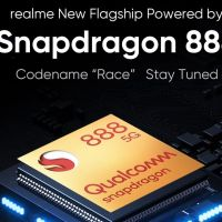 "realme ""Race"" to be one of the first flagships powered by the Snapdragon 888"