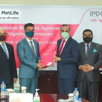MetLife to provide insurance services to the employees of IPDC in Bangladesh