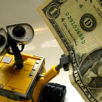 People trust robots more than themselves with money
