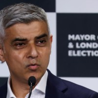 Sadiq Khan re-elected as mayor of London