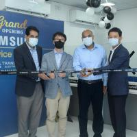 Samsung inaugurate Authorized Service Center in Banasree to enhance customers' convenience