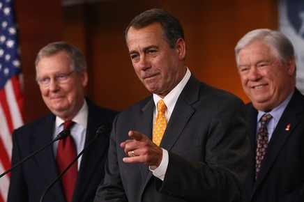Presumptive next Speaker of the House, Rep. John Boehner