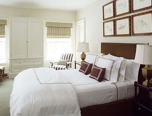 Master Bedroom Decorate Inspiration From Meg Braff Interiors