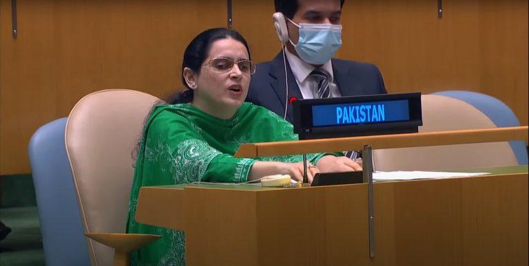 کشمیر بھارت کا اندونی معاملہ نہیں بلکہ مسلمہ عالمی تنازعہ ہے ،پاکستان