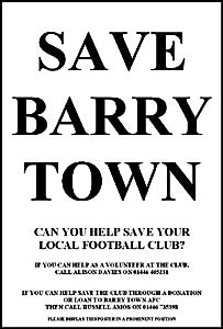 Image result for barry town fc