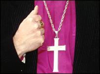 Church of England clergy