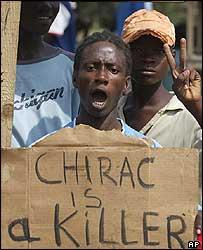 Chirac killer (Abidjan, 2005)