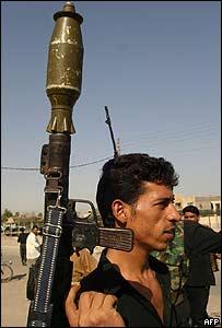Miliciano chiita