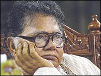 Bengali writer Sunil Gangopadhyay