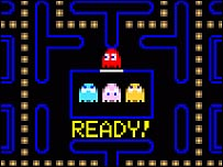 Pacman video game