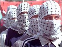 Fatah ve ahora su poder cuestionado por Hamas.