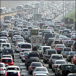 Seoul traffic