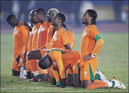 Drogba für die Elfenbeinküste