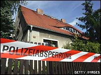 House where babies' remains were discovered