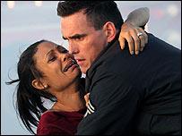 Thandie Newton y Matt Dillon en