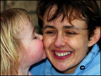 BBC NEWS   UK   Wales   Breast feeding 'welcome' campaign
