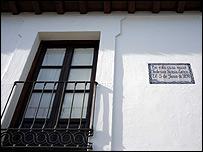 Museo de Federico Garcá Lorca.