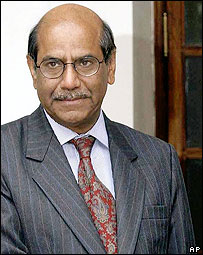 Shyam Saran, India's Chief Nuclear Envoy