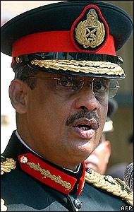General Fonseka