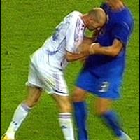 A estátua de Zidane, no Qatar!