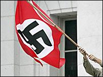 Bandera nazi