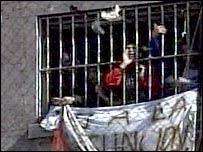 Arjantinli Tutuklular Eylemde