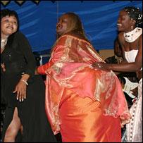 Performers in Kenya