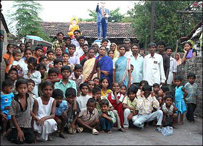 The Ambedkarite Dalit community in Nagpur