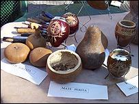 La yerba mate tiene alto contenido de manganeso.