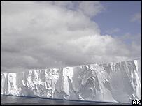 El estudio de Science Express permite a los cient�ficos atisbar la importancia de los icebergs.