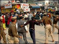 Police in Noida