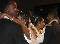 Djibouti wedding couples