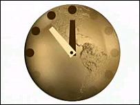 Doomsday Clock (BAS)
