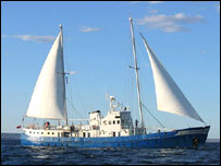 El Ice Lady Patagonia ya ha realizado otras misiones a la Antártica.