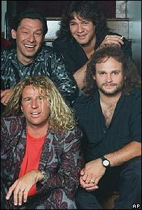 Van Halen fue una de las bandas de rock más grandes del mundo en los años 80.
