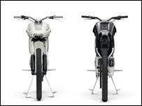 Acelera como una moto de 125cc., tiene andar suave y es fácil de controlar.
