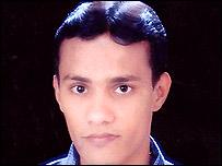 Kidnap victim Garish Kumar