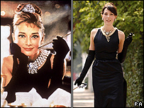 El vestido de Audrey Hepburn se vendió en US$900,000.