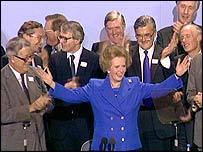 Thatcher aparentemente sólo dorm�a cuatro horas cuando era primera ministra.