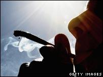 La marihuana fue clasificada en 11º lugar en el nuevo sistema.