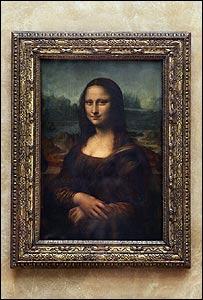 Da Vinci pintó la famosa sonrisa de La Gioconda entre 1503 y 1506.