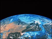 Ya hay satélites que utilizan enrutadores para enviar imágenes de zonas de desastres.