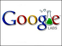 Google Labs logo