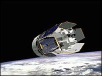 El satélite forma parte de la misión AIM de la NASA.
